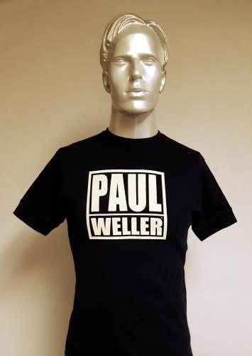 Paul Weller Paul Weller - Navy Blue/Ladies Skinny XL t-shirt UK WELTSPA672278