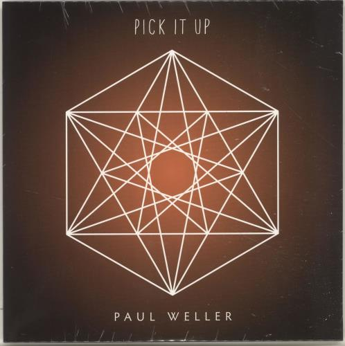 "Paul Weller Pick It Up - Sealed + Bonus 7"" & Art Print 7"" vinyl single (7 inch record) UK WEL07PI695785"