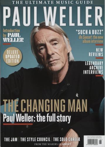 Paul Weller The Ultimate Music Guide magazine UK WELMATH765660