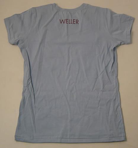 Paul Weller Wild Blue Yonder - Skinny Fit [M] t-shirt UK WELTSWI382260