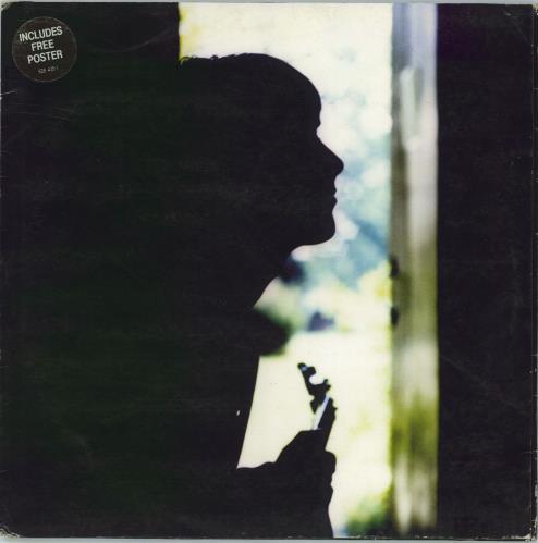 Paul Weller Wild Wood - Stickered + Poster - VG vinyl LP album (LP record) UK WELLPWI716705