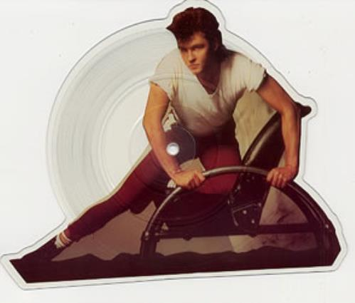Paul Young I'm Gonna Tear Your Playhouse Down shaped picture disc (picture disc vinyl record) UK PYOSHIM59457