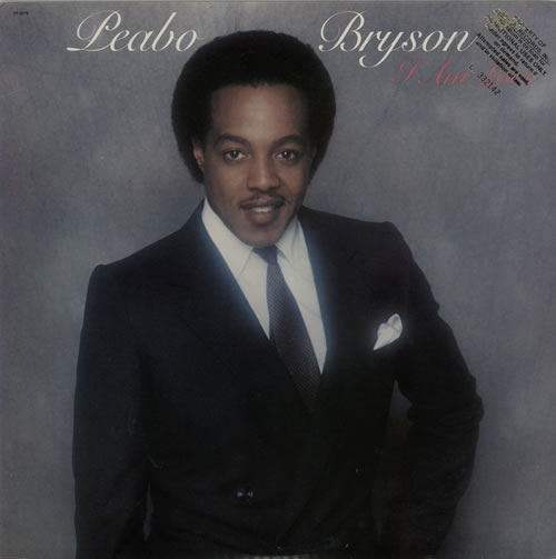 Peabo Bryson I Am Love vinyl LP album (LP record) US PEALPIA626954