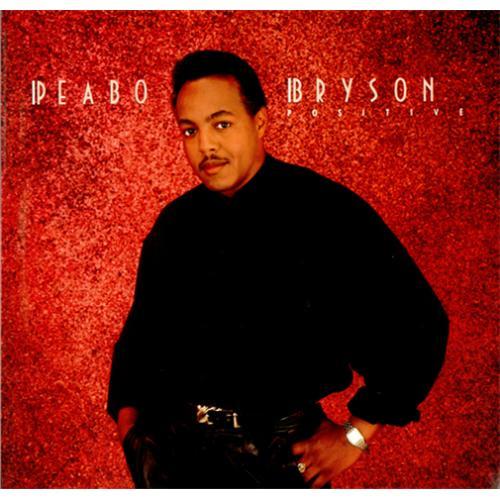 Peabo Bryson Positive vinyl LP album (LP record) UK PEALPPO418158