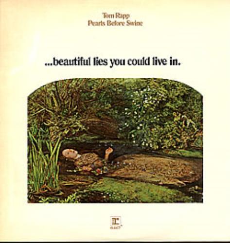 Pearls Before Swine ... Beautiful Lies You Could Live In vinyl LP album (LP record) US PBSLPBE266864