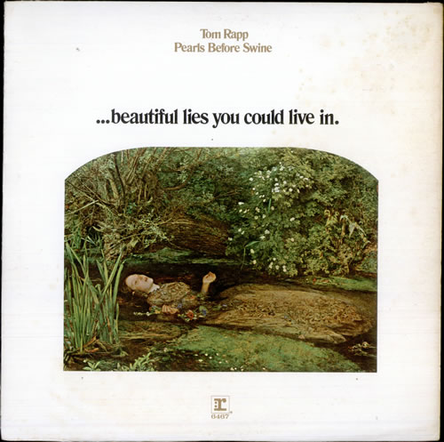 Pearls Before Swine ... Beautiful Lies You Could Live In vinyl LP album (LP record) US PBSLPBE515694