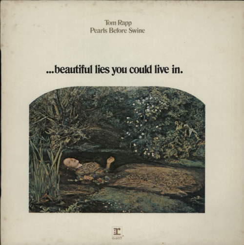 Pearls Before Swine ... Beautiful Lies You Could Live In vinyl LP album (LP record) New Zealand PBSLPBE616569