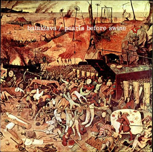 Pearls Before Swine Balaklava vinyl LP album (LP record) German PBSLPBA507362