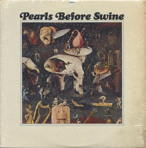 Pearls Before Swine One Nation Underground vinyl LP album (LP record) US PBSLPON211071
