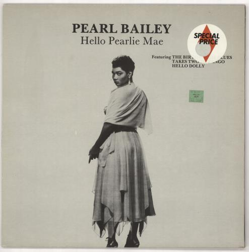 Pearl Bailey Hello Pearlie Mae vinyl LP album (LP record) UK PXCLPHE535749