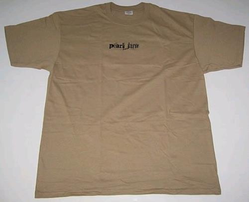 Pearl Jam Bootleg T-Shirt - Medium US t-shirt (389047)