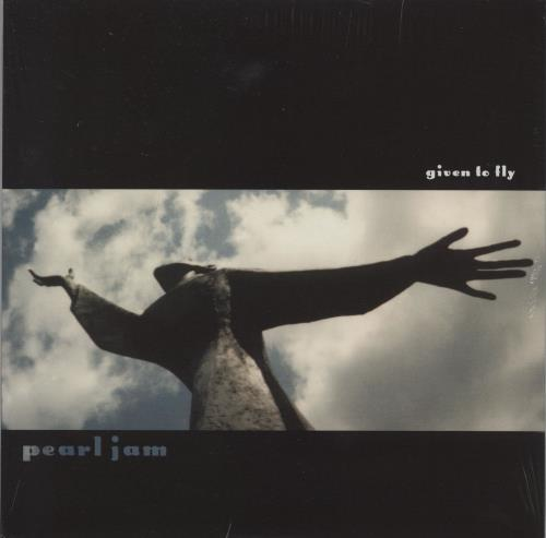 """Pearl Jam Given To Fly - Sealed 7"""" vinyl single (7 inch record) UK PJA07GI764668"""