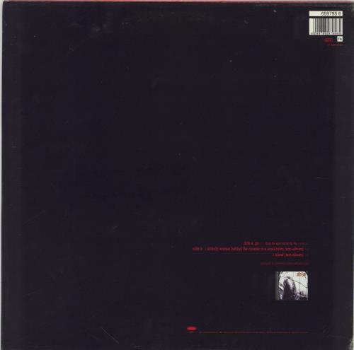 "Pearl Jam Go 12"" vinyl single (12 inch record / Maxi-single) UK PJA12GO767612"