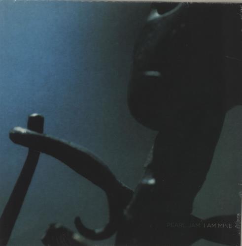 "Pearl Jam I Am Mine - 2017 Issue + Sealed 7"" vinyl single (7 inch record) UK PJA07IA684886"
