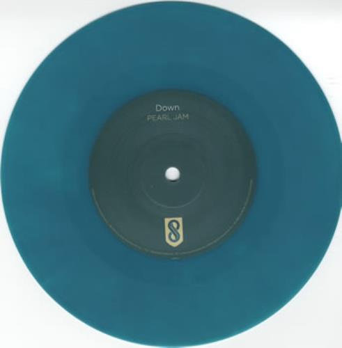 "Pearl Jam I Am Mine 7"" vinyl single (7 inch record) UK PJA07IA226669"