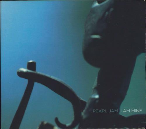 "Pearl Jam I Am Mine CD single (CD5 / 5"") US PJAC5IA328321"