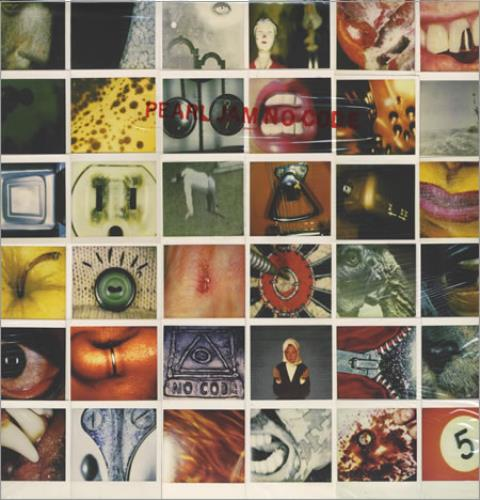 Pearl Jam No Code + Prints - Sealed vinyl LP album (LP record) US PJALPNO71313