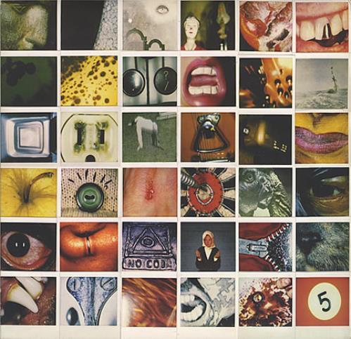 Pearl Jam No Code + Prints vinyl LP album (LP record) US PJALPNO362581