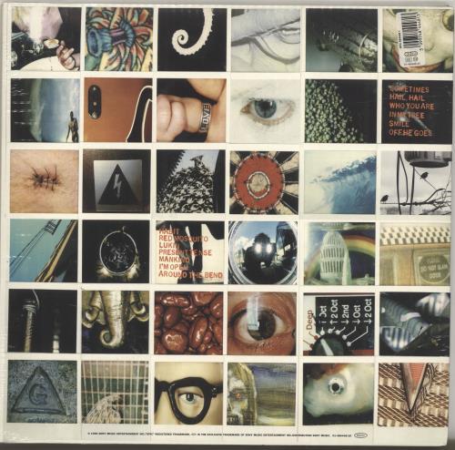 Pearl Jam No Code - Sealed vinyl LP album (LP record) UK PJALPNO695937