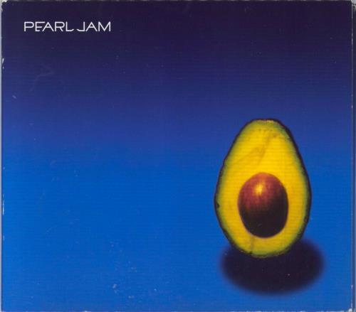 Pearl Jam Pearl Jam CD album (CDLP) UK PJACDPE357795
