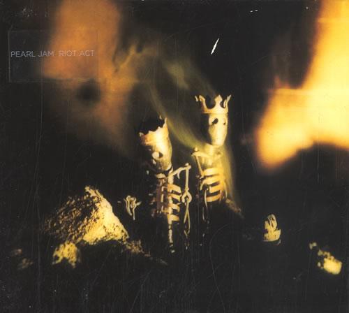 Pearl Jam Riot Act CD album (CDLP) UK PJACDRI223742