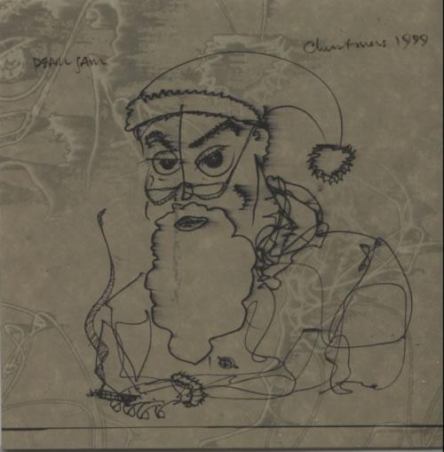 "Pearl Jam Strangest Tribe 7"" vinyl single (7 inch record) US PJA07ST197862"