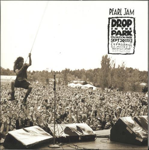 Pearl Jam Ten - Four LP Set 4-LP vinyl album set (4 records) UK PJA4LTE724996