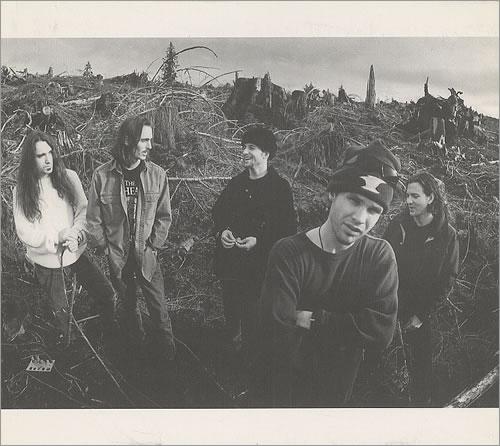 Pearl Jam Vitalogy + Post Card & Obi-Strip CD album (CDLP) Japanese PJACDVI407366