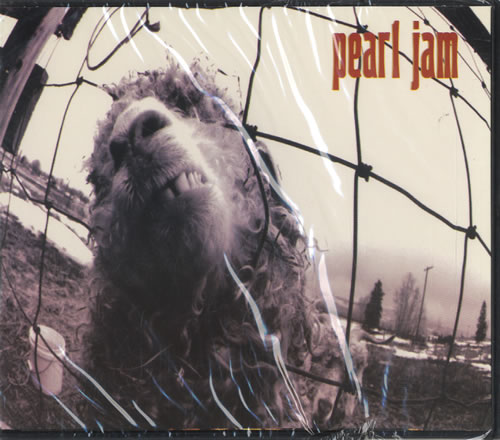 Pearl Jam Vs Sealed Us Cd Album Cdlp 507809
