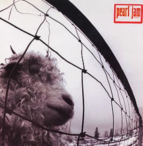 Pearl Jam Vs vinyl LP album (LP record) Dutch PJALPVS118963
