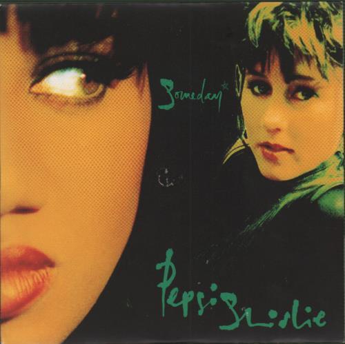 """Pepsi & Shirlie Someday 7"""" vinyl single (7 inch record) UK P&S07SO116475"""