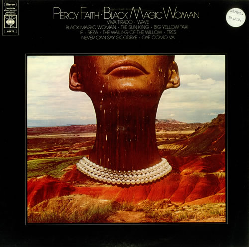 Percy Faith (Soul) Black Magic Woman vinyl LP album (LP record) UK 2PFLPBL454722