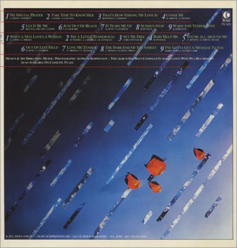 Percy Sledge When A Man Loves... vinyl LP album (LP record) Dutch PSLLPWH305991
