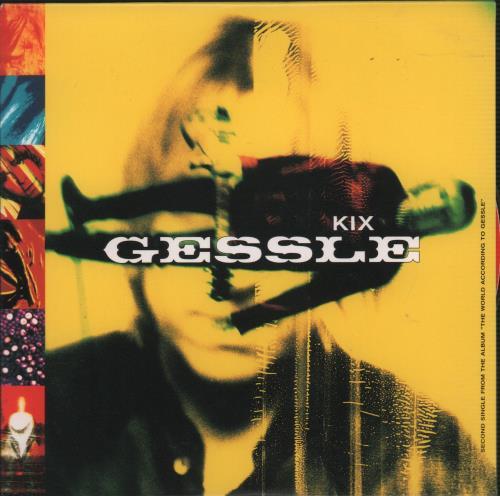 "Per Gessle Kix CD single (CD5 / 5"") Dutch GESC5KI95437"