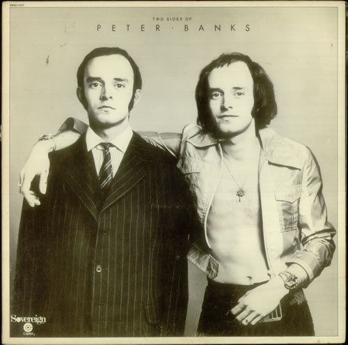 Peter Banks Two Sides Of Peter Banks vinyl LP album (LP record) US PBKLPTW547995