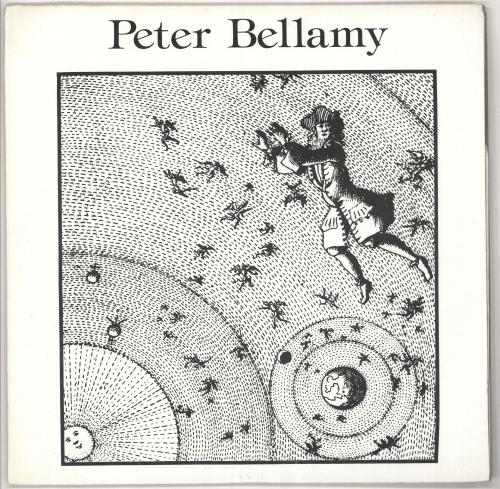 Peter Bellamy Peter Bellamy vinyl LP album (LP record) US 3PBLPPE729122