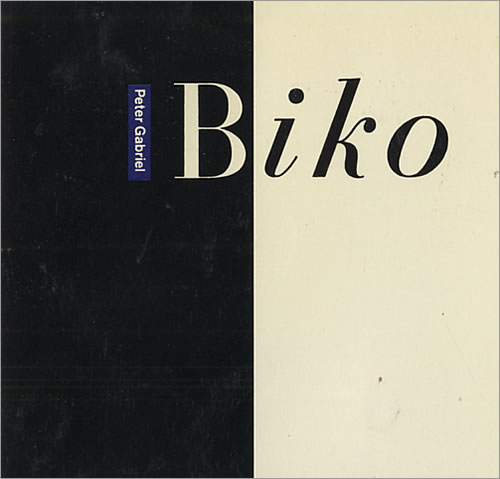 Peter Gabriel Biko Snapped Japanese Promo 3 Quot Cd Single