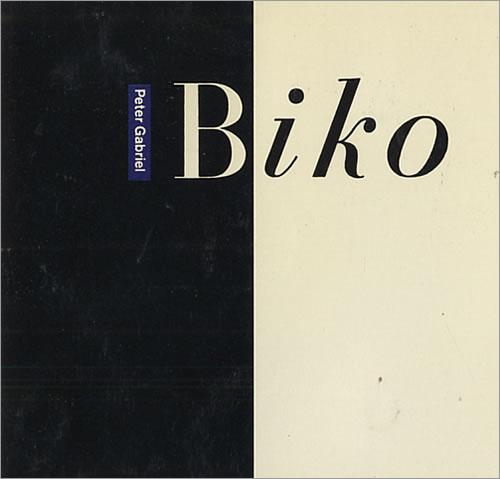Peter Gabriel Biko Snapped Japanese Promo 3 Quot Cd Single