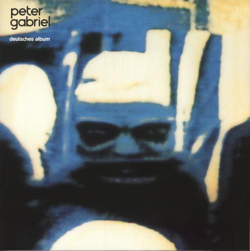 Peter Gabriel Deutsches Album - 180gm 2-LP vinyl record set (Double Album) UK GAB2LDE725025