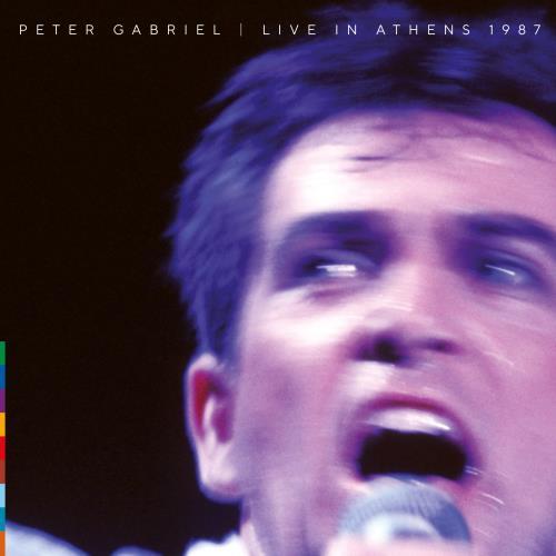 Peter Gabriel Live In Athens 1987: Half Speed Mastered - 180gm Vinyl 2-LP vinyl record set (Double Album) UK GAB2LLI754438