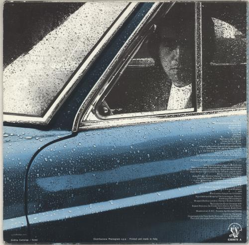 Peter Gabriel Peter Gabriel vinyl LP album (LP record) Italian GABLPPE725507