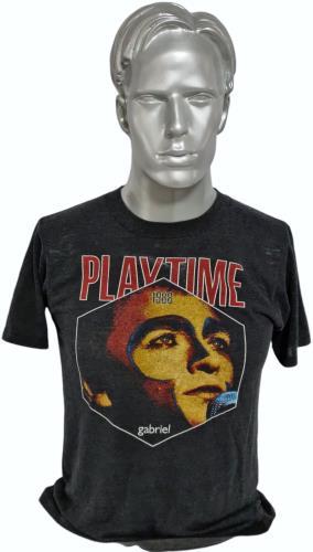 Peter Gabriel Playtime 1988 t-shirt UK GABTSPL768614