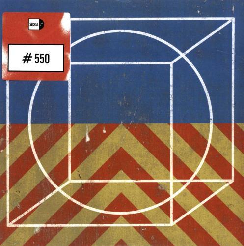 "Peter Gabriel Sledgehammer - Secret 7"" - #550 7"" vinyl single (7 inch record) UK GAB07SL683806"