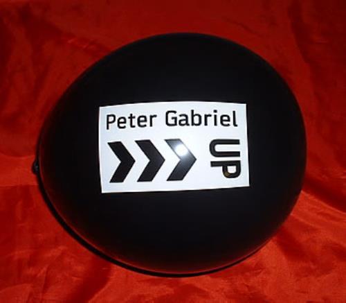 Peter Gabriel Up memorabilia UK GABMMUP315768
