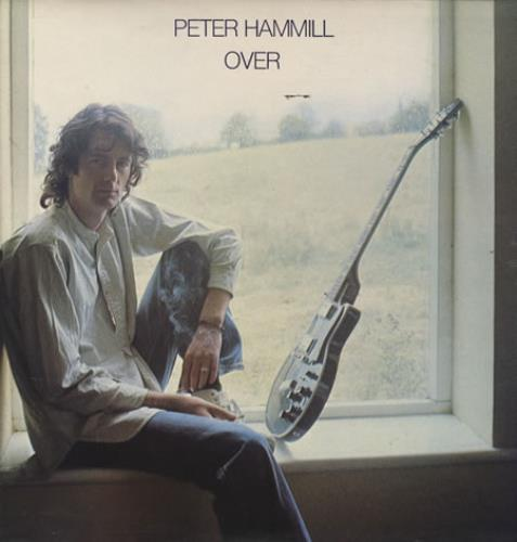 Peter Hammill Over + Inner vinyl LP album (LP record) UK HMLLPOV344101