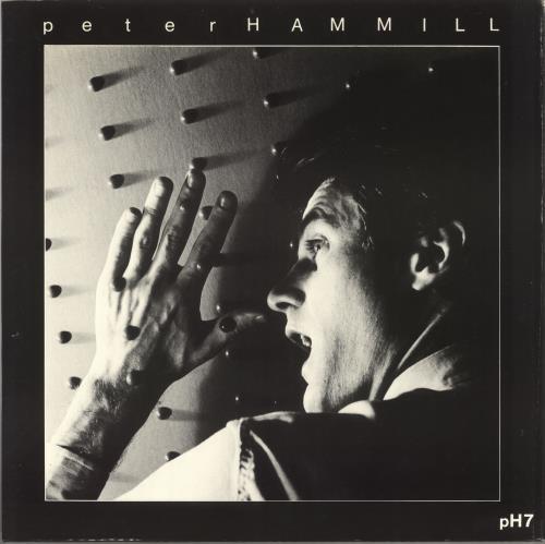 Peter Hammill pH7 vinyl LP album (LP record) UK HMLLPPH300441