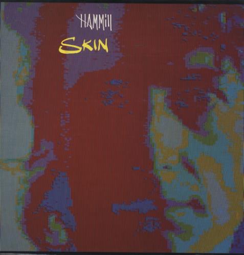Peter Hammill Skin vinyl LP album (LP record) UK HMLLPSK344104