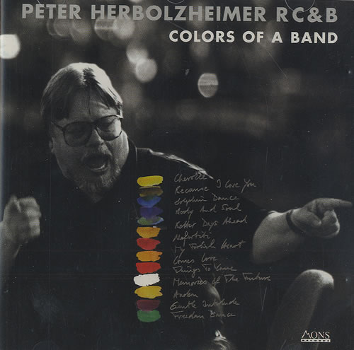 Peter Herbolzheimer Colors Of A Band CD album (CDLP) German PHHCDCO491999