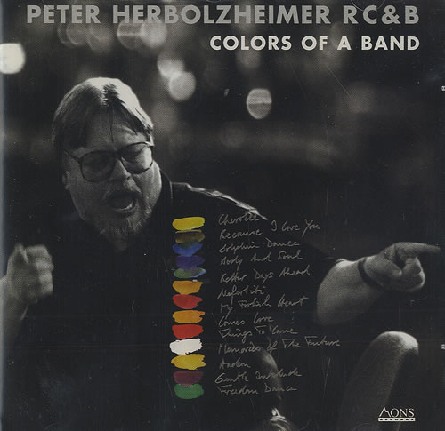 Peter Herbolzheimer Colors Of A Band CD album (CDLP) German PHHCDCO492421
