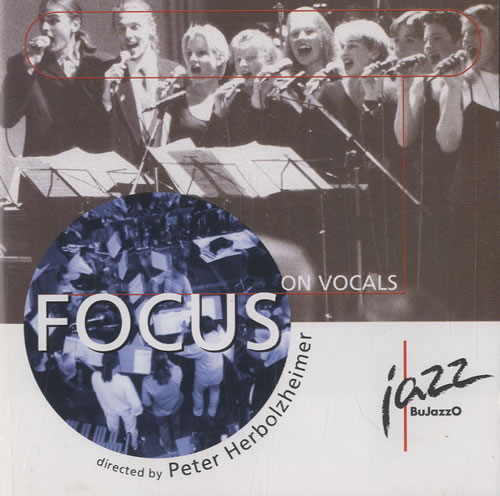Peter Herbolzheimer Focus On Vocals 2 CD album set (Double CD) German PHH2CFO492517